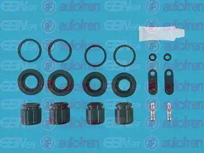 AUTOFREN SEINSA D42434C - Remkomplekts, Bremžu suports interparts.lv