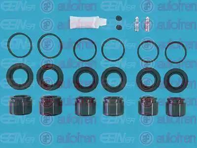 AUTOFREN SEINSA D42431C - Remkomplekts, Bremžu suports interparts.lv