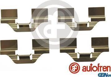 AUTOFREN SEINSA D42577A - Piederumu komplekts, Disku bremžu uzlikas interparts.lv