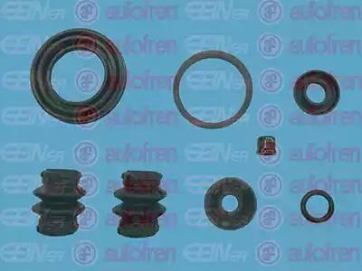 AUTOFREN SEINSA D42262 - Remkomplekts, Bremžu suports interparts.lv