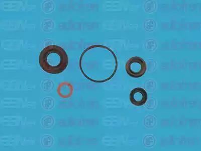 AUTOFREN SEINSA D1 124 - Remkomplekts, Galvenais bremžu cilindrs interparts.lv