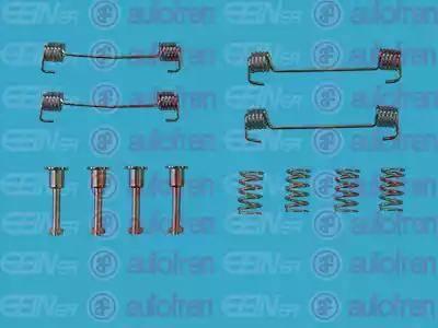 AUTOFREN SEINSA D3964A - Piederumu komplekts, Stāvbremzes mehānisma bremžu loks interparts.lv