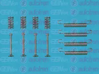 AUTOFREN SEINSA D3908A - Piederumu komplekts, Stāvbremzes mehānisma bremžu loks interparts.lv