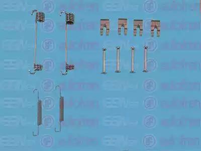AUTOFREN SEINSA D3915A - Piederumu komplekts, Stāvbremzes mehānisma bremžu loks interparts.lv