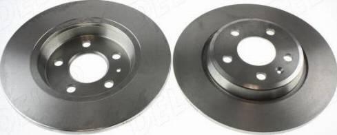 Automega 120017910 - Bremžu diski interparts.lv