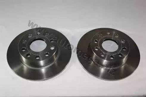 Automega 120017310 - Bremžu diski interparts.lv