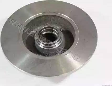 Automega 120039110 - Bremžu diski interparts.lv