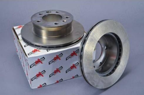 Automega 120033510 - Bremžu diski interparts.lv