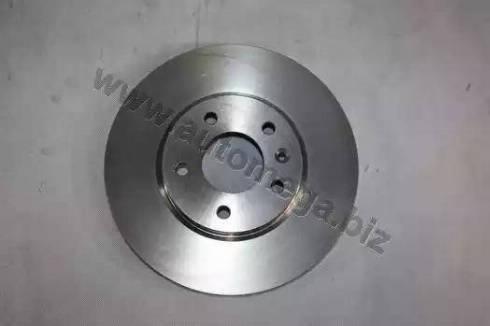 Automega 120071610 - Bremžu diski interparts.lv