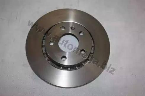 Automega 120071810 - Bremžu diski interparts.lv