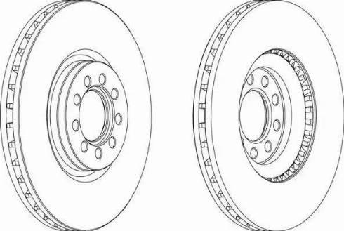 A.B.S. 17850 - Bremžu diski interparts.lv
