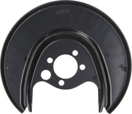 BLIC 6508-03-9504878P - Dubļu sargs, Bremžu disks interparts.lv