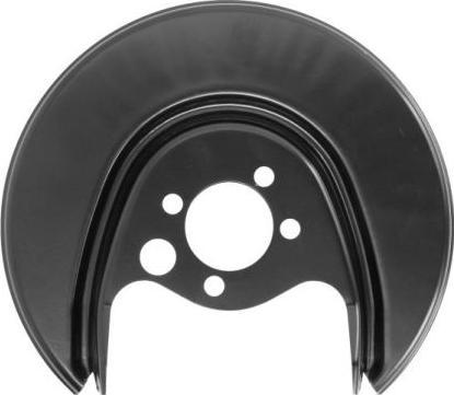 BLIC 6508-03-9504877P - Dubļu sargs, Bremžu disks interparts.lv