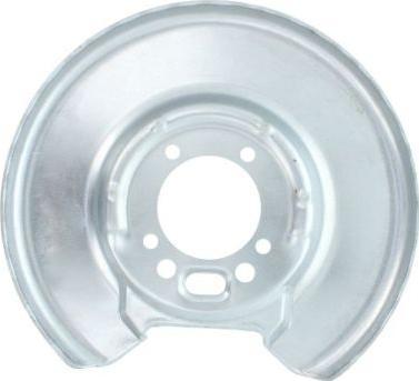BLIC 6508-03-9040870P - Dubļu sargs, Bremžu disks interparts.lv