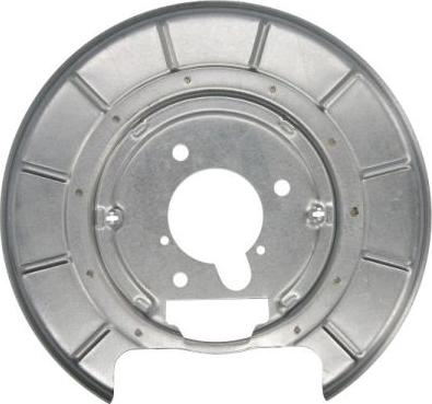 BLIC 6508-03-5536877P - Dubļu sargs, Bremžu disks interparts.lv