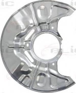 BLIC 6508-03-8161377P - Dubļu sargs, Bremžu disks interparts.lv