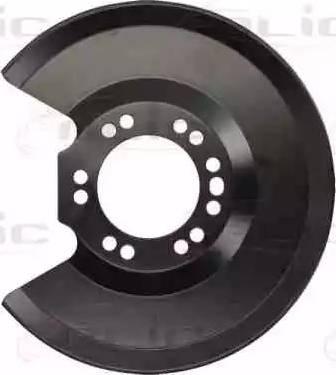 BLIC 6508-03-2555879P - Dubļu sargs, Bremžu disks interparts.lv