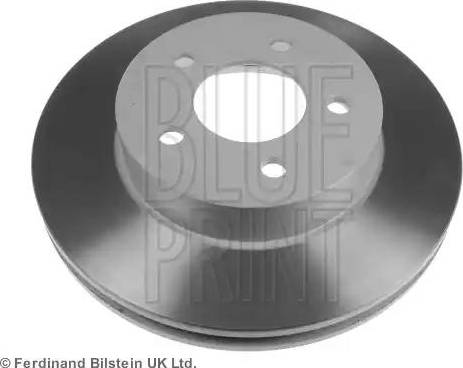Blue Print ADA104307 - Bremžu diski interparts.lv