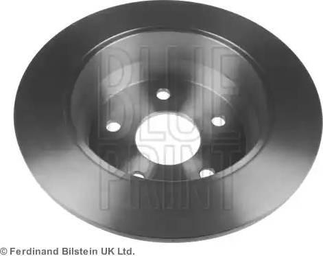 Blue Print ADA104312 - Bremžu diski interparts.lv