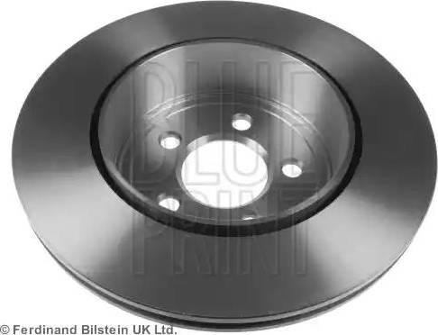 Blue Print ADA104328 - Bremžu diski interparts.lv