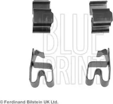 Blue Print ADC448600 - Piederumu komplekts, Disku bremžu uzlikas interparts.lv