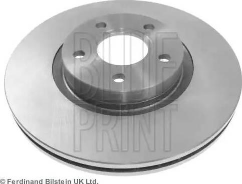 Blue Print ADF124304 - Bremžu diski interparts.lv