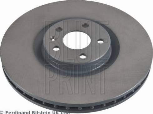 Blue Print ADF124378 - Bremžu diski interparts.lv