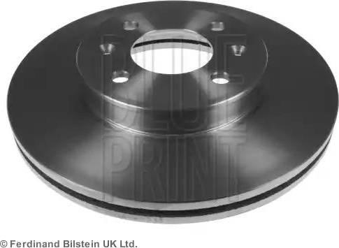 Blue Print ADG043120 - Bremžu diski interparts.lv