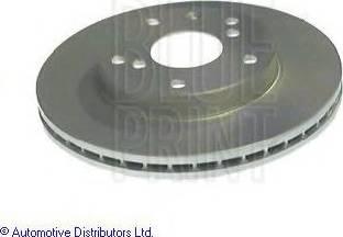 Blue Print ADG04329C - Bremžu diski interparts.lv
