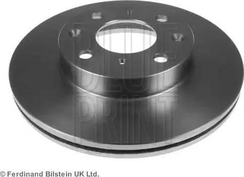 Blue Print ADH24316 - Bremžu diski interparts.lv