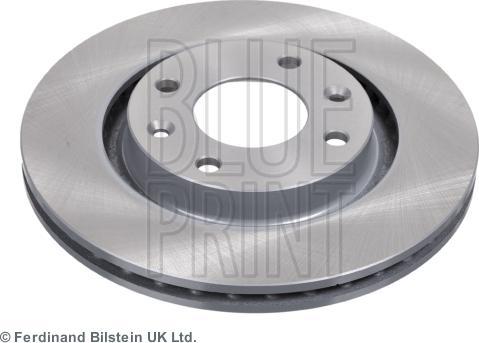 Blue Print ADP154311 - Bremžu diski interparts.lv