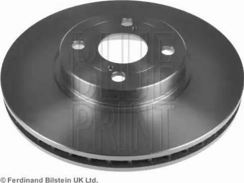 Blue Print ADT343164 - Bremžu diski interparts.lv