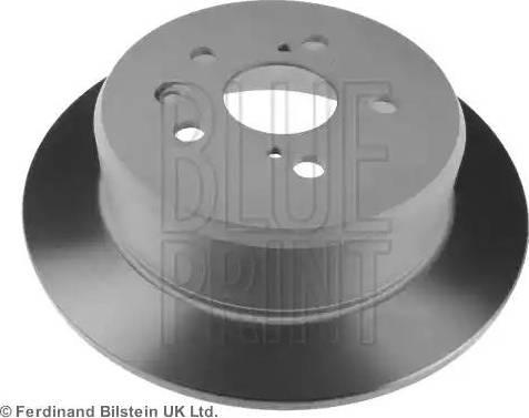Blue Print ADT343104 - Bremžu diski interparts.lv
