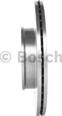 BOSCH 0 986 479 459 - Bremžu diski interparts.lv