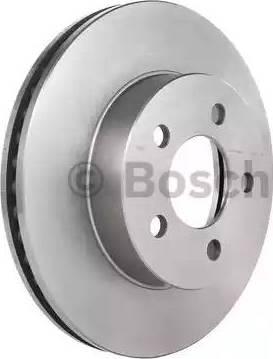 BOSCH 0 986 479 461 - Bremžu diski interparts.lv
