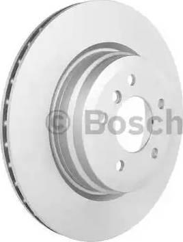 BOSCH 0 986 479 439 - Bremžu diski interparts.lv