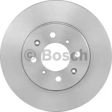 BOSCH 0 986 479 594 - Bremžu diski interparts.lv
