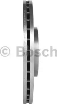 BOSCH 0 986 479 565 - Bremžu diski interparts.lv
