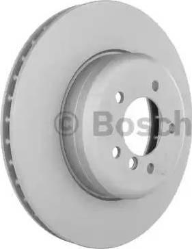 BOSCH 0 986 479 584 - Bremžu diski interparts.lv
