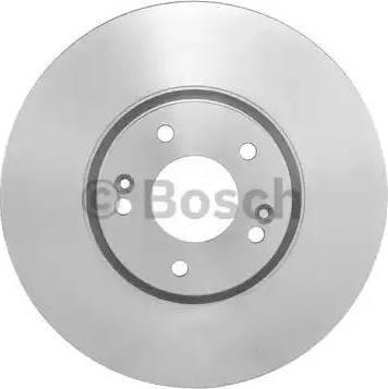 BOSCH 0 986 479 536 - Bremžu diski interparts.lv