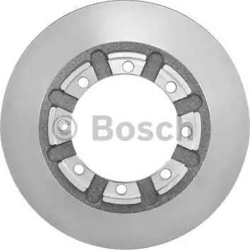 BOSCH 0 986 479 610 - Bremžu diski interparts.lv