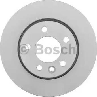 BOSCH 0 986 479 097 - Bremžu diski interparts.lv