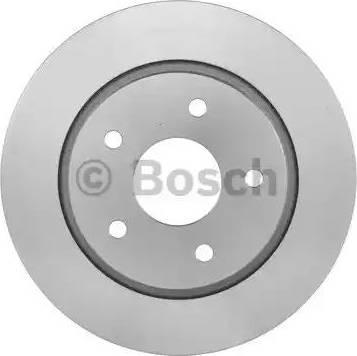 BOSCH 0 986 479 050 - Bremžu diski interparts.lv