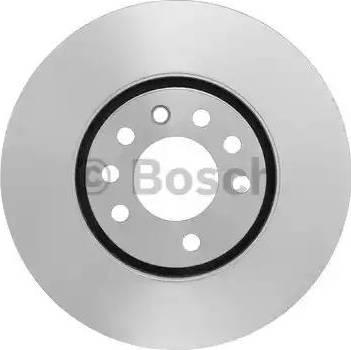 BOSCH 0 986 479 076 - Bremžu diski interparts.lv