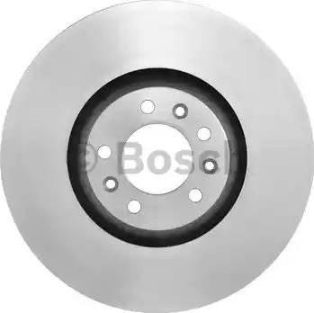 BOSCH 0 986 479 192 - Bremžu diski interparts.lv