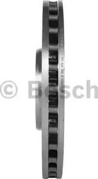 BOSCH 0 986 479 168 - Bremžu diski interparts.lv