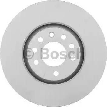 BOSCH 0 986 479 113 - Bremžu diski interparts.lv