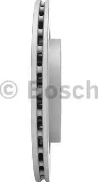 BOSCH 0 986 479 398 - Bremžu diski interparts.lv