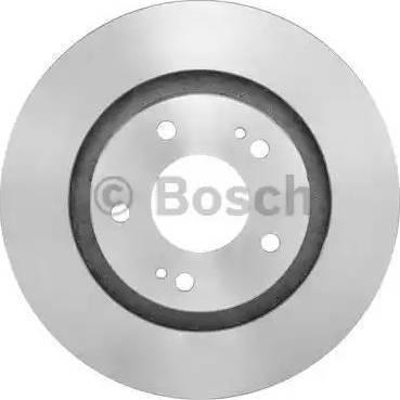 BOSCH 0 986 479 372 - Bremžu diski interparts.lv