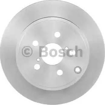 BOSCH 0 986 479 242 - Bremžu diski interparts.lv